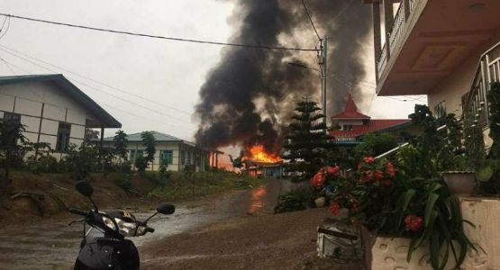 لا راحة للمسيحيين المضطهدين في ميانمار التي مزقتها النزاعات