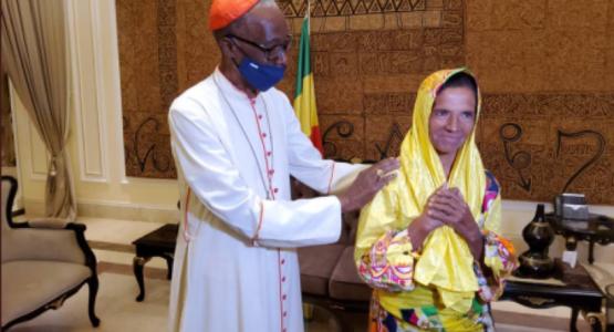 راهبة كولومبية تتحرر من الإرهابيين في مالي بعد 4 سنوات من اختطافها