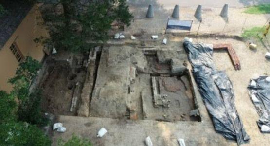 علماء الآثار يكتشفون بقايا لإحدى كنائس السود الأولى في أمريكا