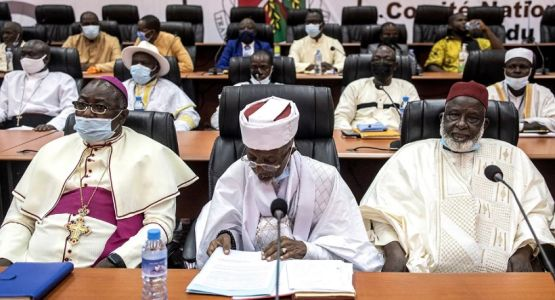 المسيحيون يرحبون بالانقلاب في غينيا
