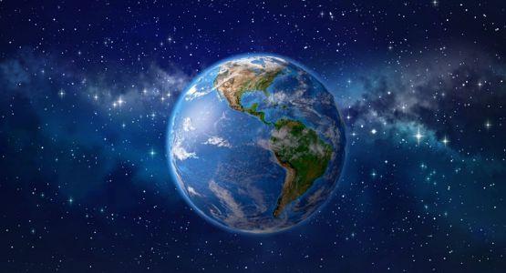 الله والأرض والحياة