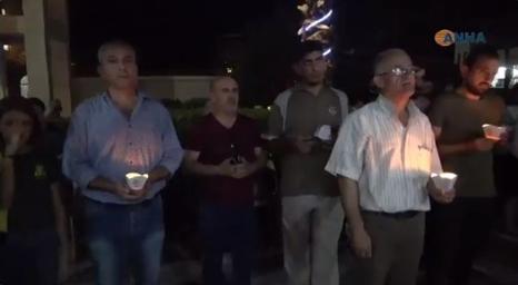 سوريا: كلدان يتظاهرون من أجل السلام ورفضًا لدعوات الحرب التي تتوعد بها تركيا