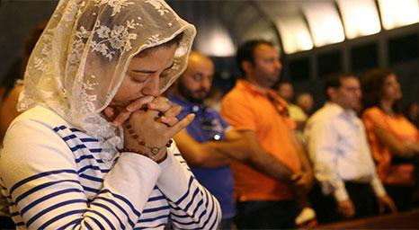 احصائية: لم يتبقّ سوى 200 ألف مسيحي في العراق