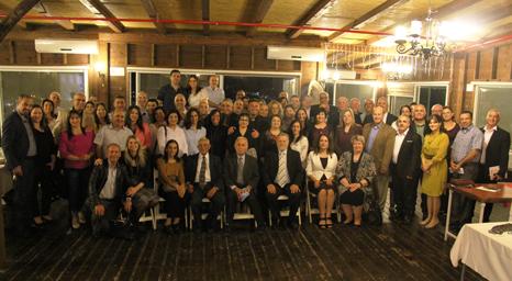 المجمع الإنجيلي في إسرائيل يحتفل بمناسبة الفصح المجيد