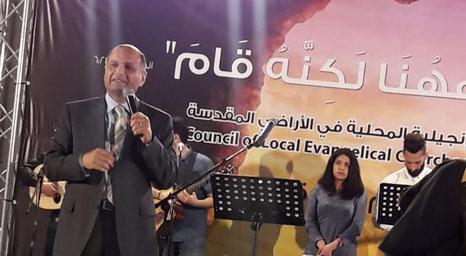 بلد القيامة تنتظر نهضة روحية: زيارة مشجعة من الدكتور ماهر صموئيل لبيت لحم!