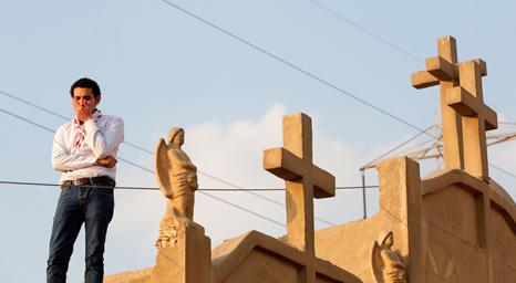 داعش يهدد أقباط مصر في تسجيل جديد