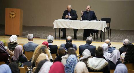 د. متري الراهب يتحدث عن أوضاع المسيحيين في فلسطين