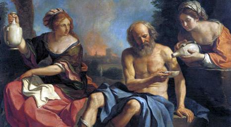 أيليق أن ينسب الكتاب المقدس الزنى للوط ويهوذا وغيره؟؟