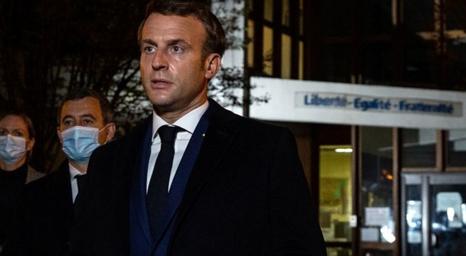 ماكرون يتوعد: الإسلاميون المتشددون في فرنسا لن يهنئوا بالنوم
