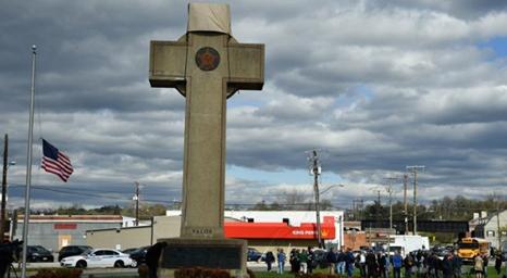 ولاية ميريلاند: صليب السلام يثير جدلا بخصوص الفصل بين الكنيسة والدولة