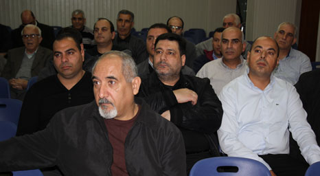 المجمع الانجيلي في اسرائيل يبحث موضوع اعتراف الدولة بالطائفة الانجيلية
