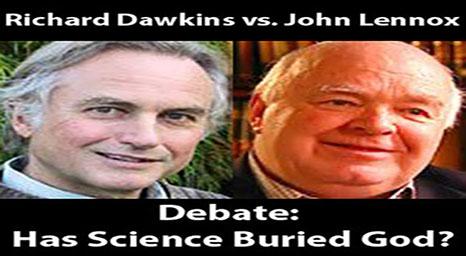 أبرز محاور مناظرة ريتشارد دوكنز وجون لينوكس