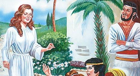 دينة – المرأة التي أحبت بريق العالم فسببت كارثة خطيرة