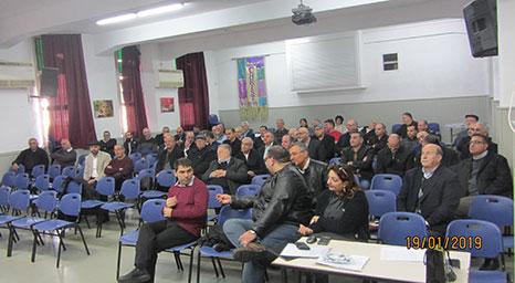 الاجتماع العام لمجمع الكنائس الانجيلية يرصّ صفوفه ويحدد اهدافه