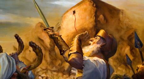 هل أمر الله بإبادة الشعوب التي لا تؤمن به لانه اله دموي عنصري؟ (2)