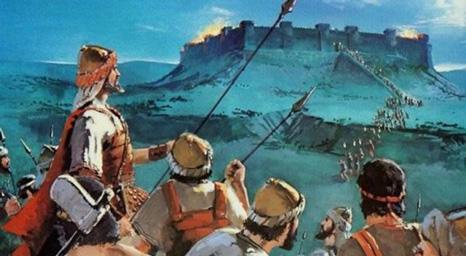 هل أمر الله بإبادة الشعوب التي لا تؤمن به؟ (1)