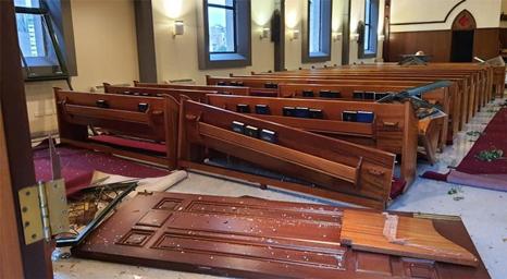 كنائس ومؤسسات انجيلية في الأردن تتبرع لنظرائهم في بيروت