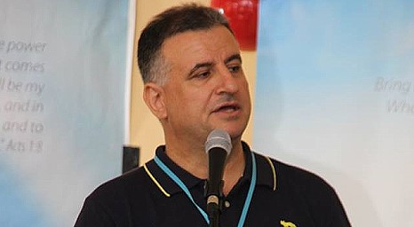 انتخاب القس رجائي سماوي رئيسا لمجمع الكنائس الانجيلية في اسرائيل