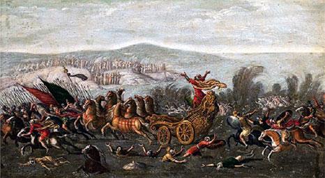 حروب شعب إسرائيل في العهد القديم
