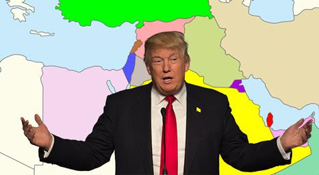 ترامب… تفاؤلٌ حَذِرٌ وشرق أوسط ملتهب