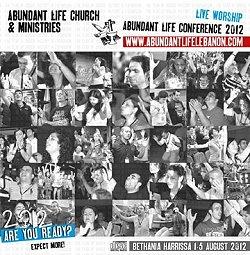 Team Abundant Life Church - Tasbeeh hay conference 2012
