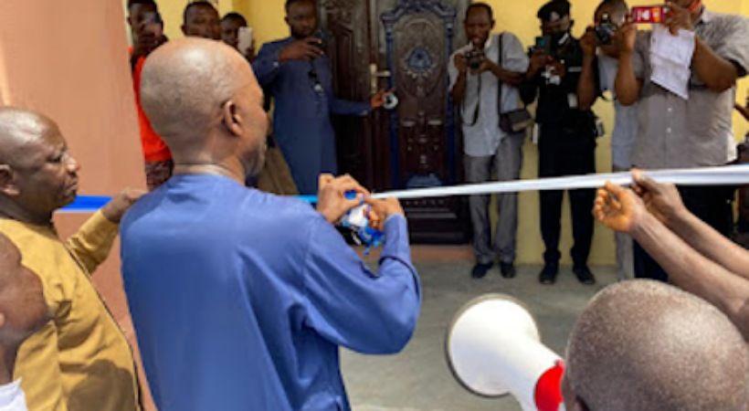 كنيسة نيجيرية دمرها الفولاني وأعيد بناؤها تجلب الشفاء والأمل