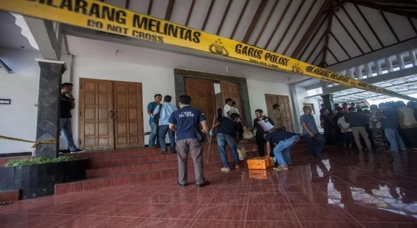 قطع رؤوس مسيحيين خلال هجوم إرهابي في إندونيسيا