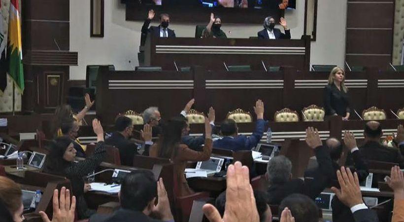 باحثة مسيحية تترأس مجلس حقوق الانسان في اقليم كوردستان