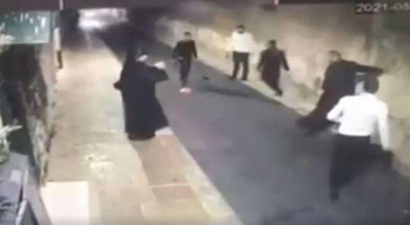 اعتداء مستوطنين على رجال دين من الكنيسة الأرمنية في القدس