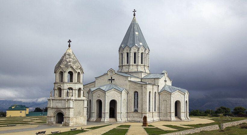 كنيسة أسترالية تدين التدمير الأذري للمواقع المسيحية في آرتساخ