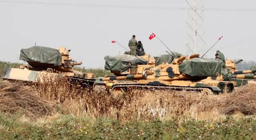 تركيا تقصف قرى مسيحية في المنطقة الكردية بالعراق