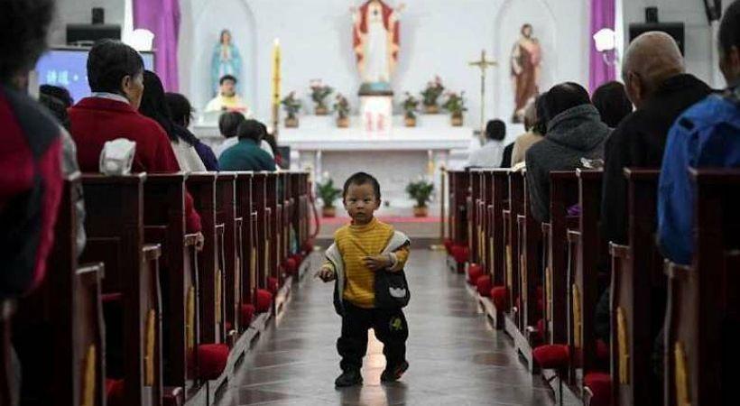 مخاوف بشأن برامج إعادة تثقيف المسيحيين التي تلوح بالأفق في الصين