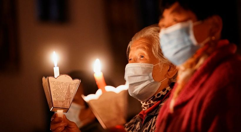 تزايد المخاوف بشأن حملة الصين المتزايدة على القادة الدينيين المسيحيين