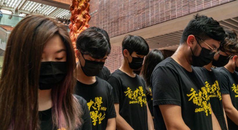 الحزب الشيوعي الصيني يهدد 7 كنائس كاثوليكية في هونغ كونغ