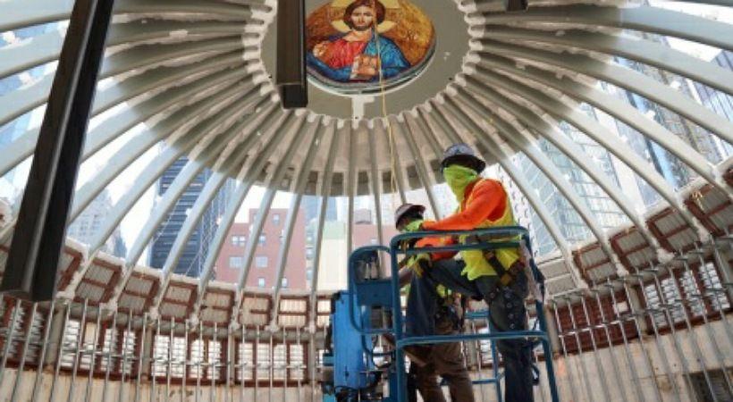 جمع 95 مليون دولار لإعادة بناء كنيسة في نيويورك دمرت في 11 سبتمبر