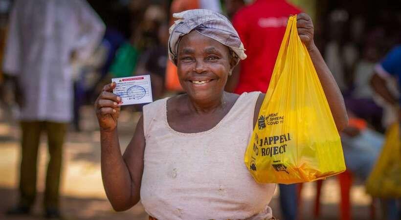 Christian Aid ترحب بتبرع المملكة المتحدة بـ 100 مليون لقاح