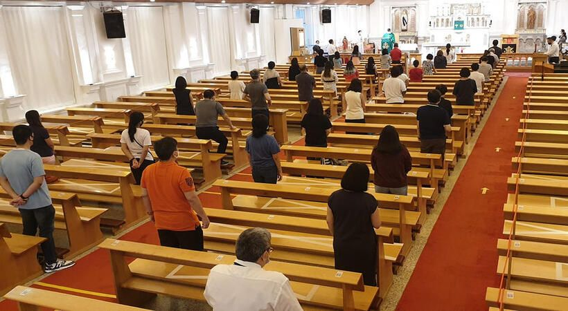 كنائس سنغافورة تتعاون مع شركات التكنولوجيا لمكافحة التطرف على الإنترنت