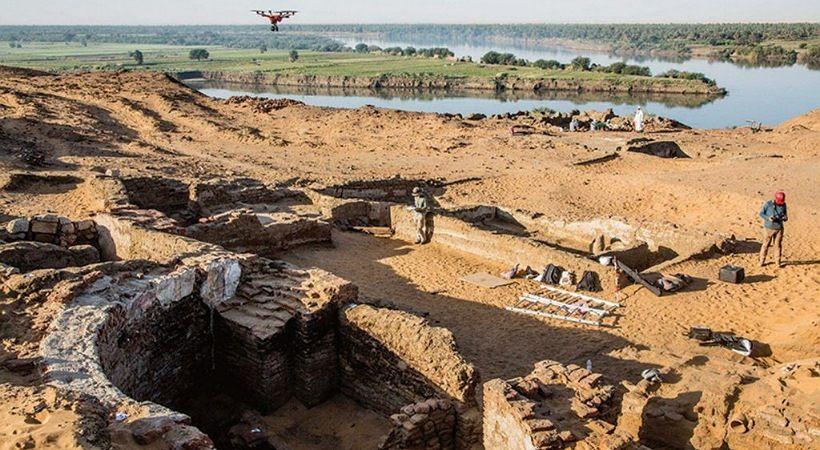 اكتشاف كنيسة تعود للعصور الوسطى شمال السودان