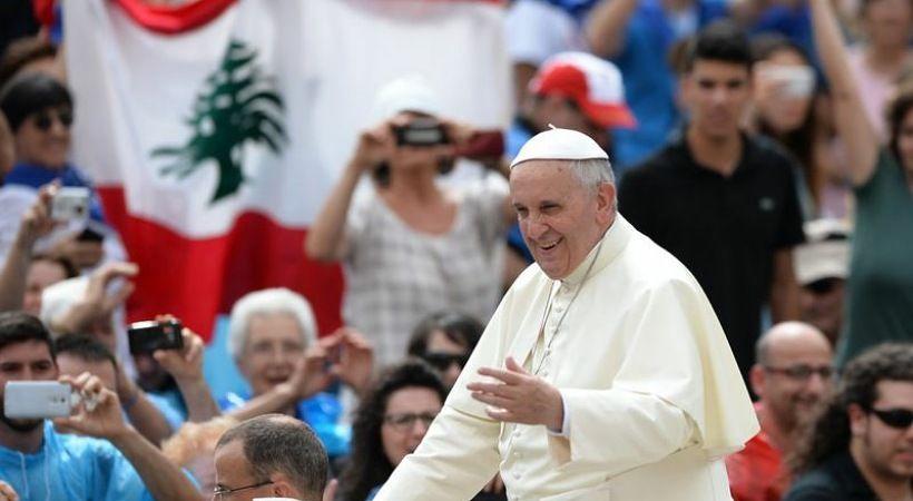 الفاتيكان يتأهب للصلاة من أجل لبنان