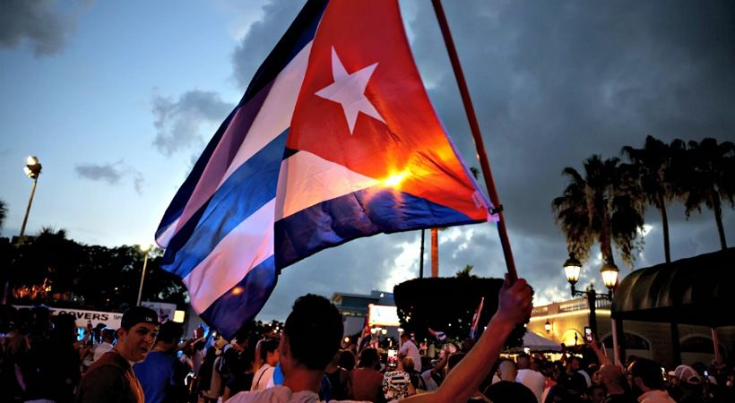المسيحيون الكوبيون يربطون الصلاة بالمظاهرات
