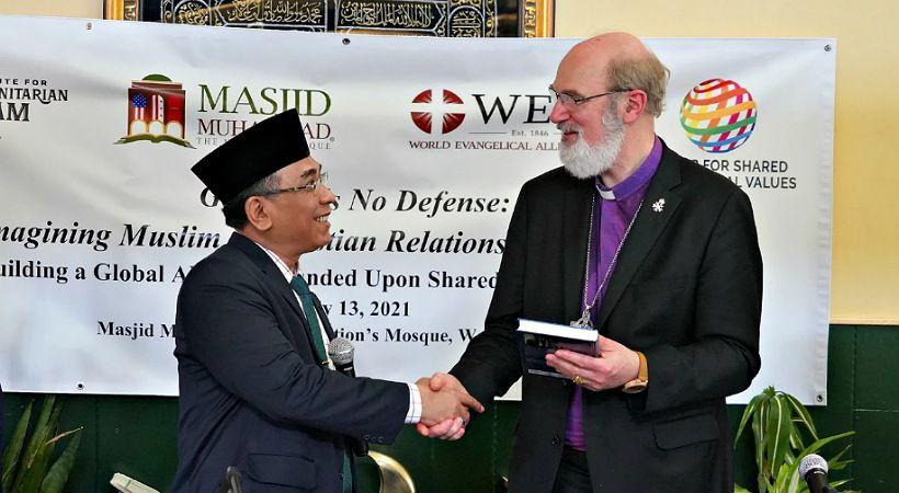 قادة مسيحيون ومسلمون يتفقون على شرعية الكرازة