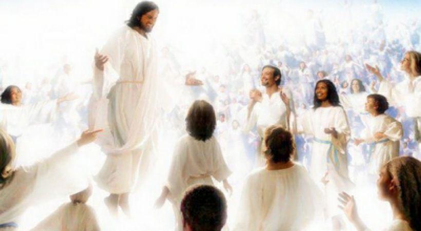 أين قال المسيح أنا الله فأعبدوني؟