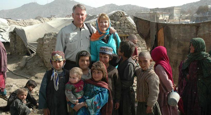 مع انهيار الحكومة الأفغانية يعمل المسيحيون لمساعدة البعض على المغادرة