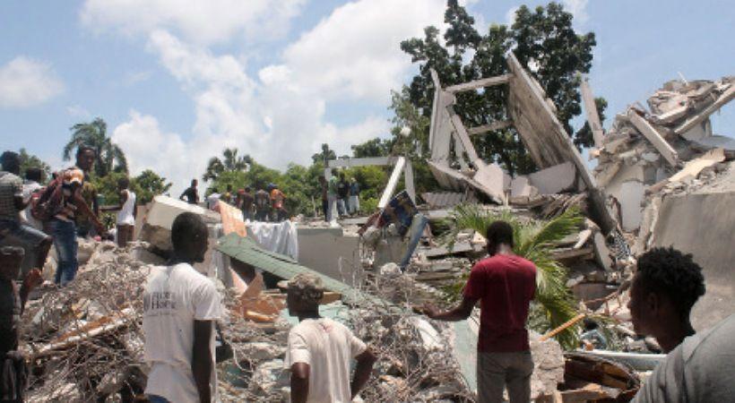 مجموعات الإغاثة المسيحية تقدم المساعدة في زلزال هايتي