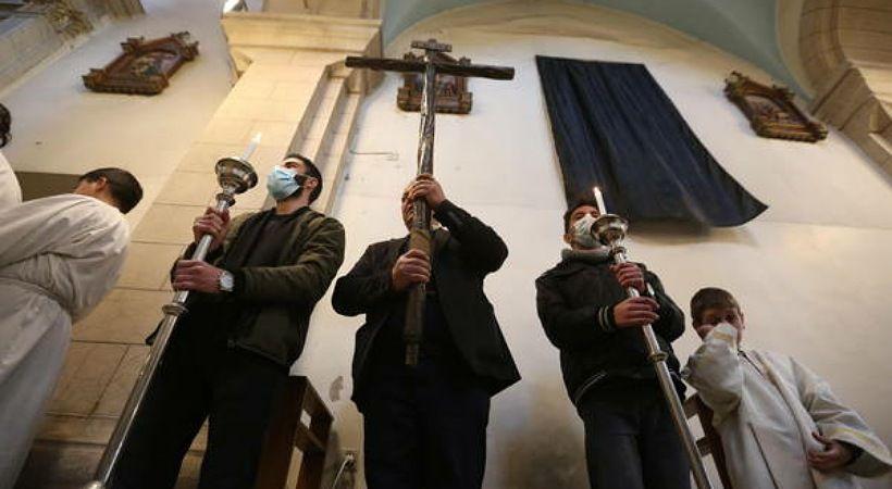 سوريا: بعد عقد من الحرب السكان المسيحيون ينهارون