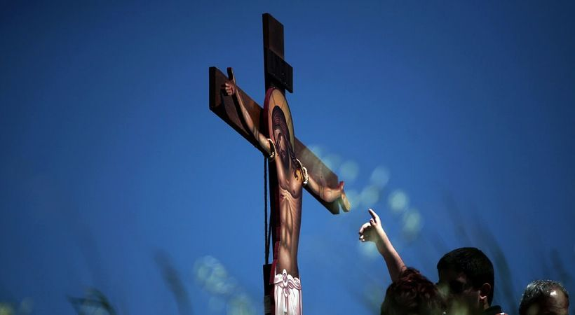المسيح غافر الذنوب والخطايا