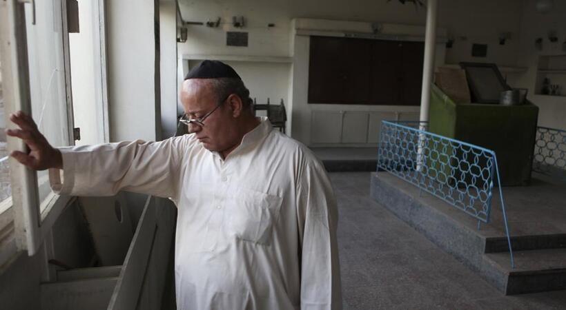 آخر يهودي في أفغانستان يغادر بعد سيطرة طالبان