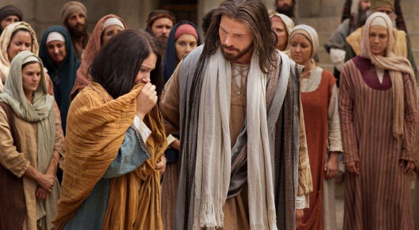 كيف كانت نظرة يسوع إلى النساء؟