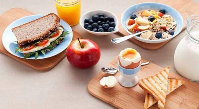 هل تناولت فطورك اليوم؟