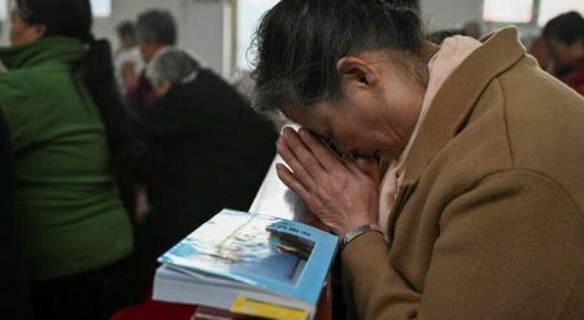 منظمة توثق أكثر من 100 حادثة قمع للمسيحيين في الصين خلال عام